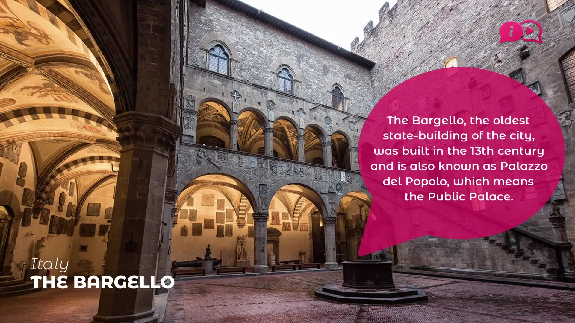 THE BARGELLO