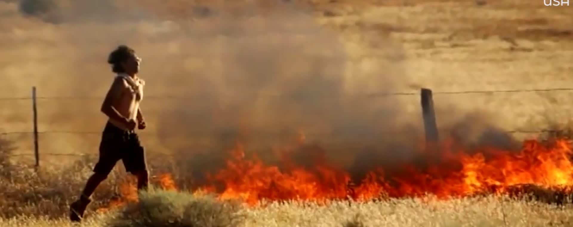 Oregon Wildfires Conspiracies