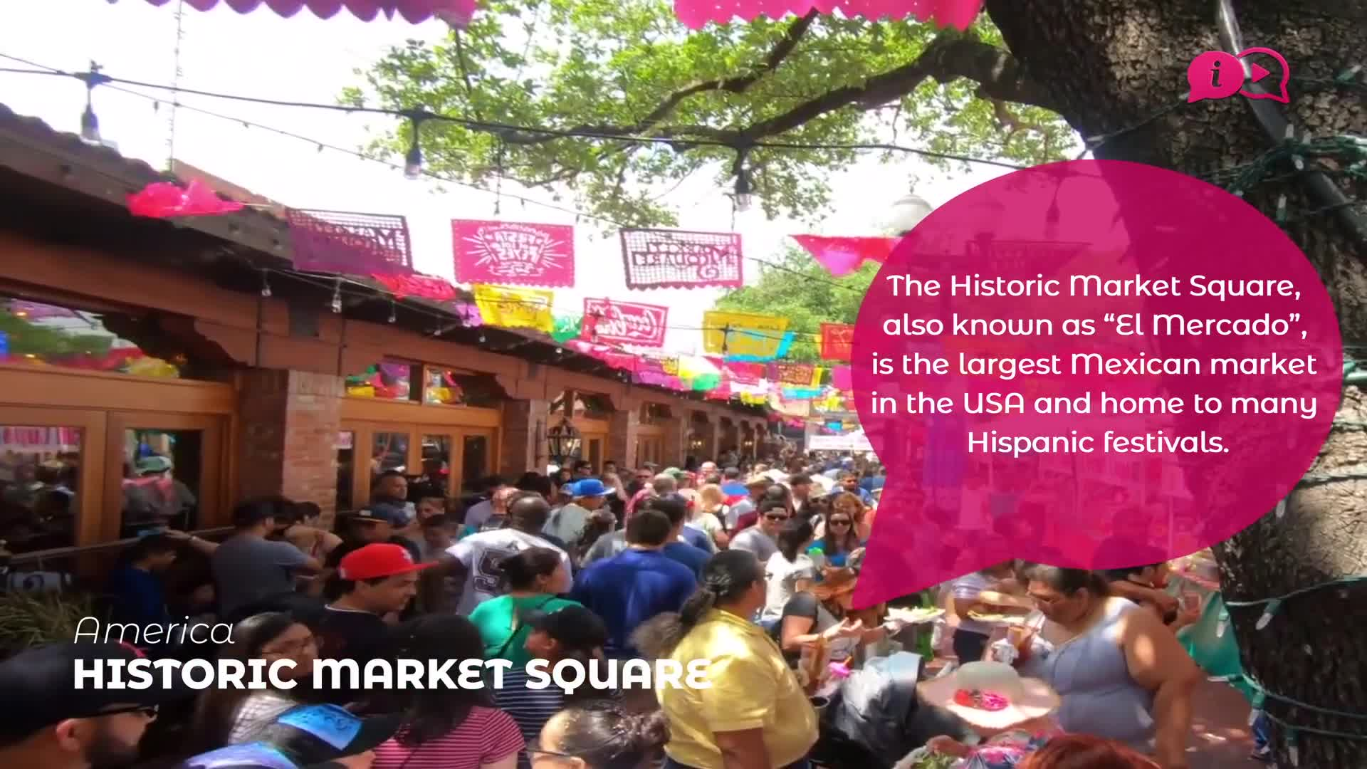 THE HISTORIC MARKET SQUARE